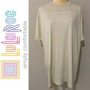 LuLaRoe Patrick Unisex Tee Shirt Sz XL